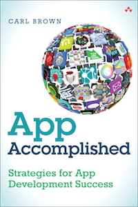 App Accomplished Book Cover